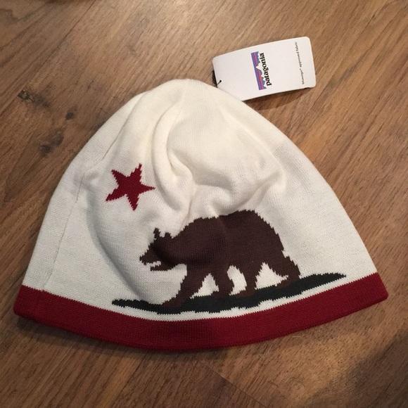 609098713ec Patagonia California Bear Hat